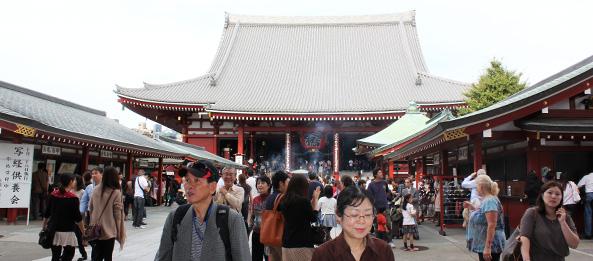sensoji - asakusa