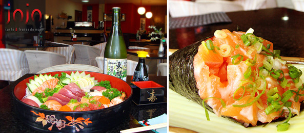 Sushi e Temaki