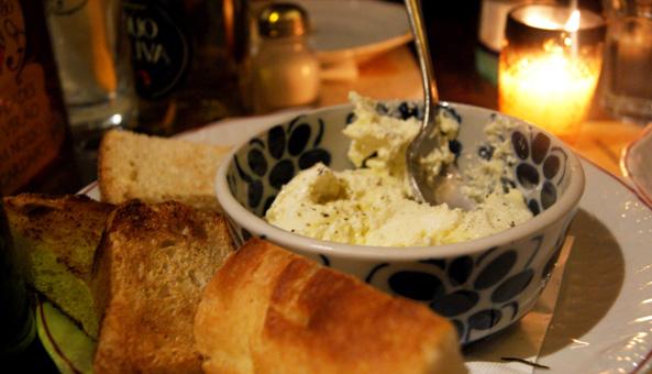 Pasta de queijo de cabra