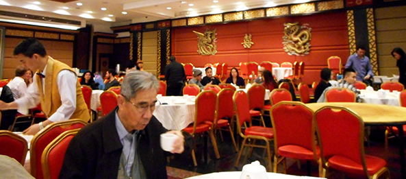 chinese mafia dim sum restaurant