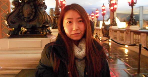 chinese girl paris